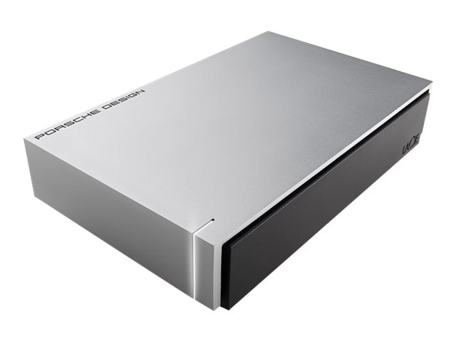 Lacie 8TB Porsche Design P9233 External Hard Drive, 9000604, 18381972, Hard Drives - External
