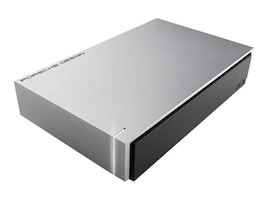 Lacie 5TB Porsche Design P9233 External Hard Drive, LAC9000479, 28664298, Hard Drives - External