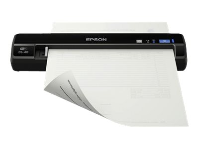 Epson Workforce DS-40 Sheetfed Scanner 600dpi WI-FI, B11B225201