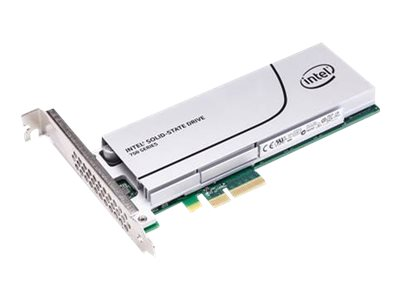 Intel 400GB 750 Series FH PCIe 3.0 20NM MLC Solid State Drive (Retail), SSDPEDMW400G4X1