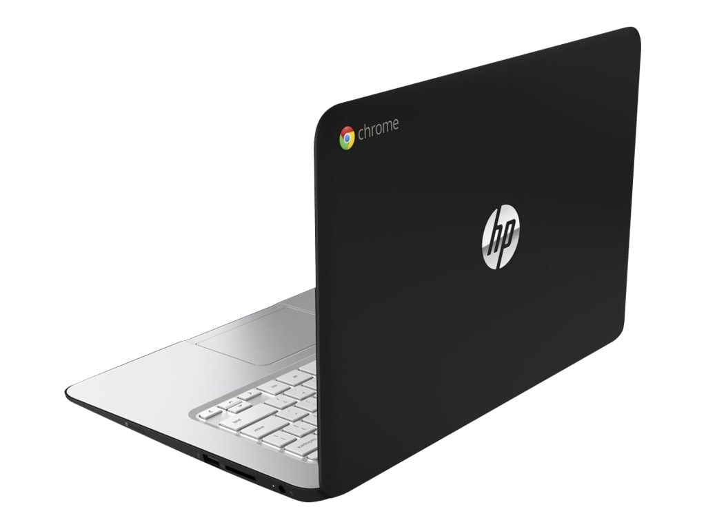 HP Chromebook 14 : 1.4GHz Celeron 14in display, J2L43UA#ABA