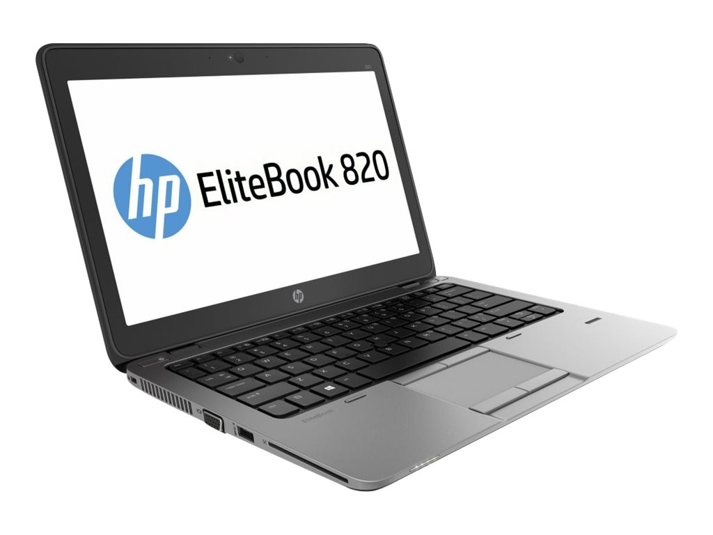HP EliteBook 820 G2 2.3GHz Core i5 12.5in display, L3Z37UA#ABA