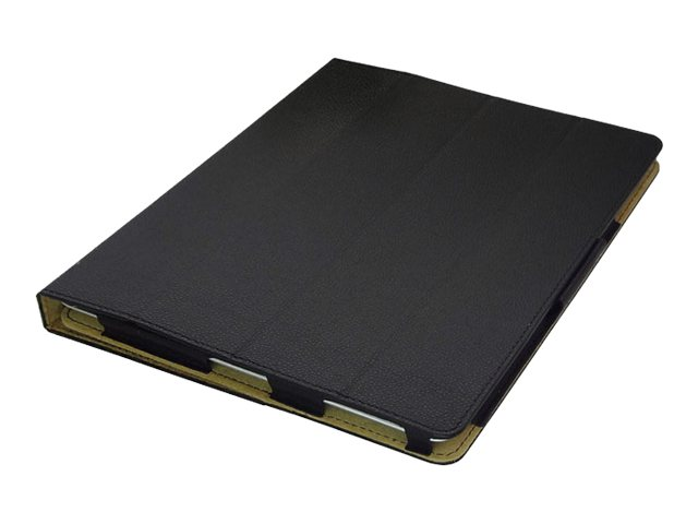Premiertek Smart Case w  Credit Card Pockets for iPad3 iPad2, CS-IPAD3-BK, 15581725, Carrying Cases - Tablets & eReaders