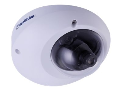 Geovision 2MP H.264 Super Low Lux WDR Mini Fixed Dome with 3.8mm Lens, 84-MFD2501-5F1U
