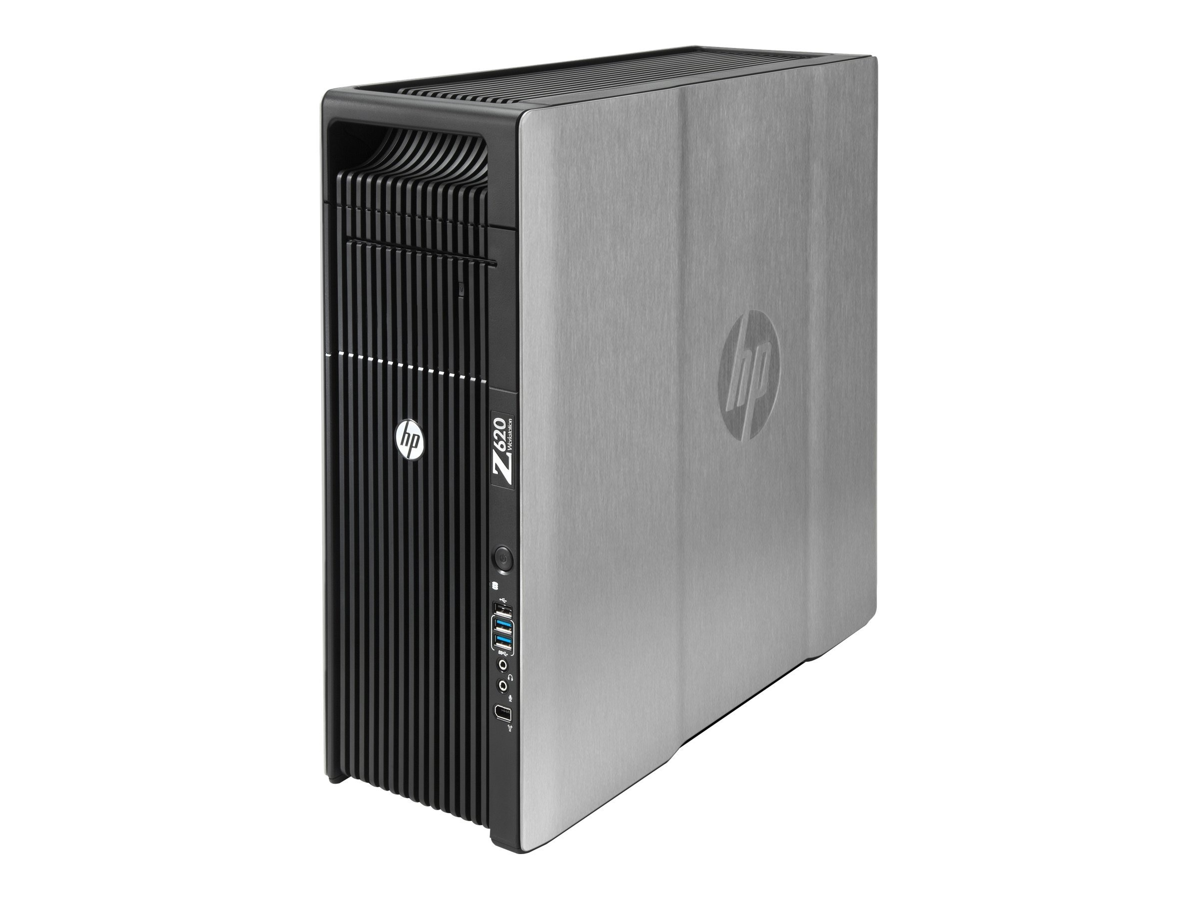 HP Z620 RMT Xeon E5-2630 v2 2.6GHz 64GB 1TB DVD-RW W7P64, G7N04UP#ABA, 17865158, Workstations
