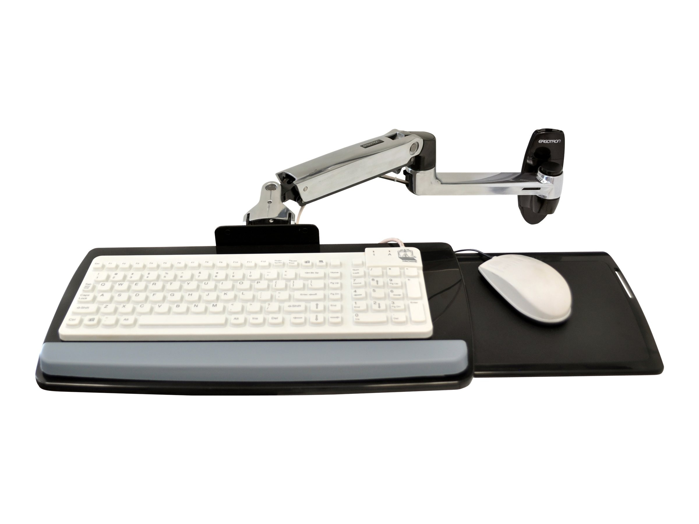 Ergotron LX Keyboard Arm Wall Mount, 45-246-026, 11157741, Mounting Hardware - Miscellaneous