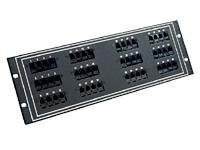 Black Box 24-Port Cat3 RJ Modular Patch Panel