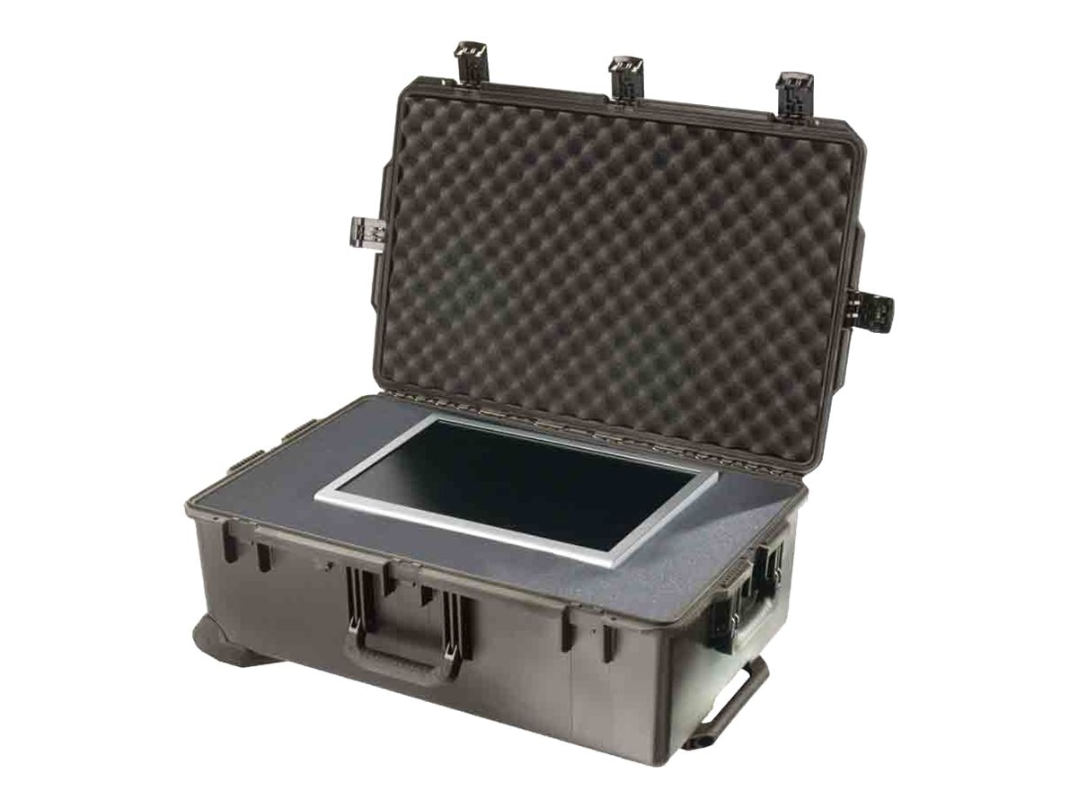 Pelican Storm Hard Case with Foam 31.3 x 20.4 x 12.2, Black, IM2950-X0001, 15027329, Carrying Cases - Other