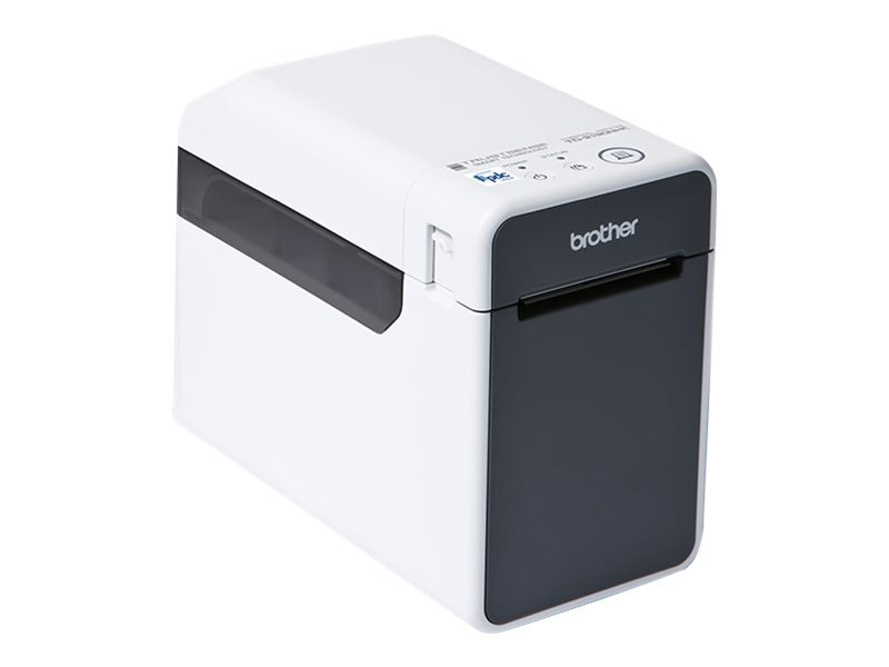 Brother TD-2130NHCW Healthcare Thermal Printer w  TrustSense Smart Technology, TD2130NHCW
