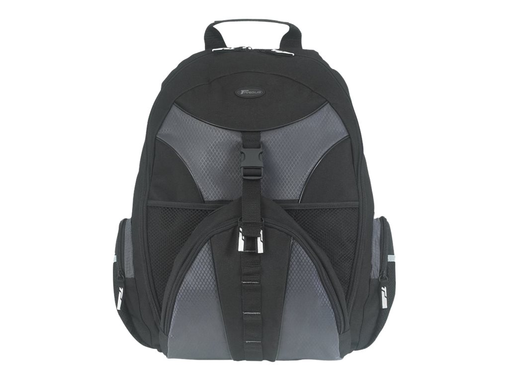 Targus Sport Backpack, Fits up to 15.4 Notebook, TSB007US, 6602467, Carrying Cases - Notebook
