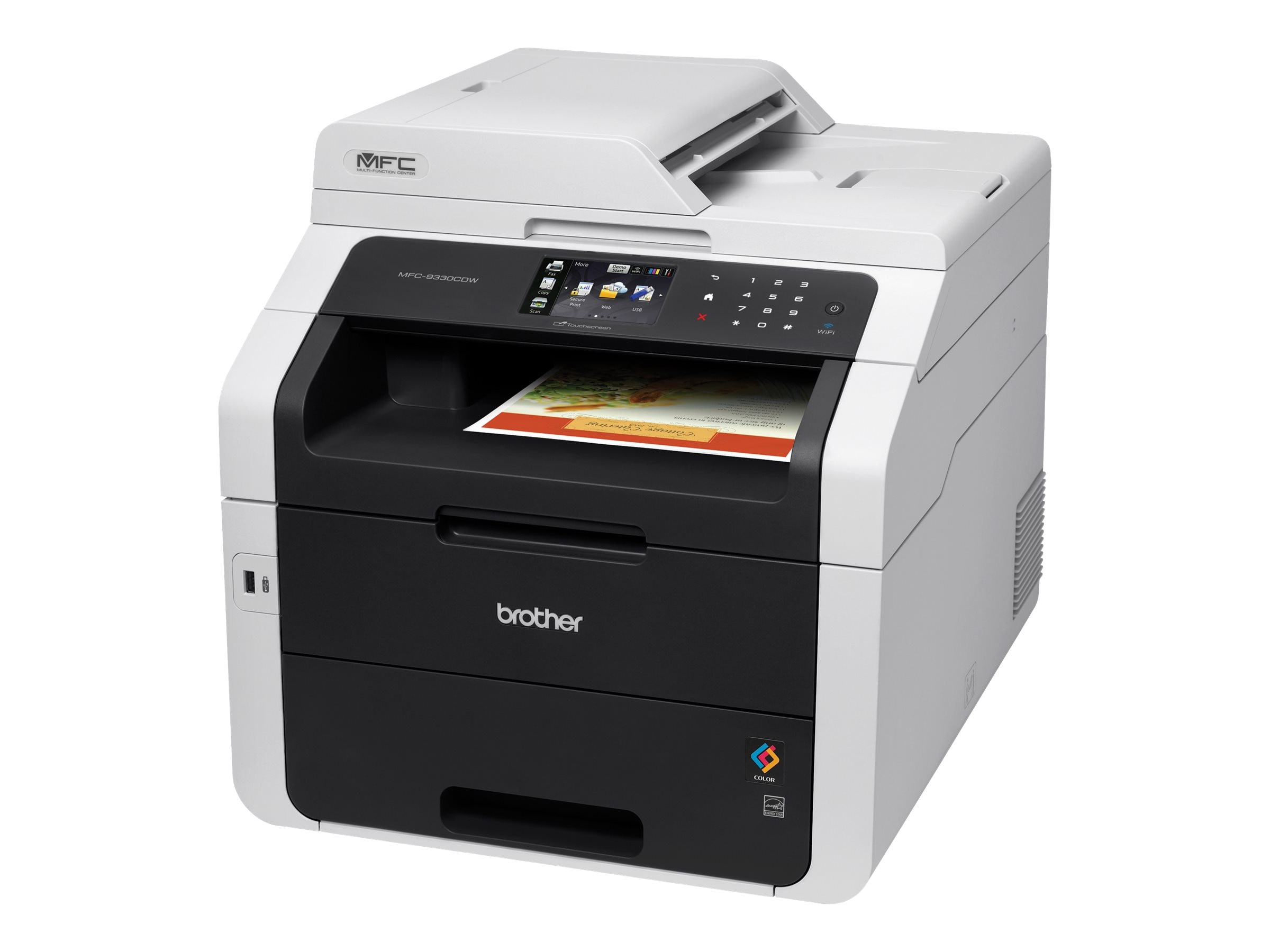 Brother MFC-9330CDW Digital Color All-In-One