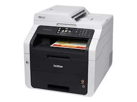 Brother MFC-9330CDW Digital Color All-In-One, MFC-9330CDW, 15580095, MultiFunction - Laser (color)