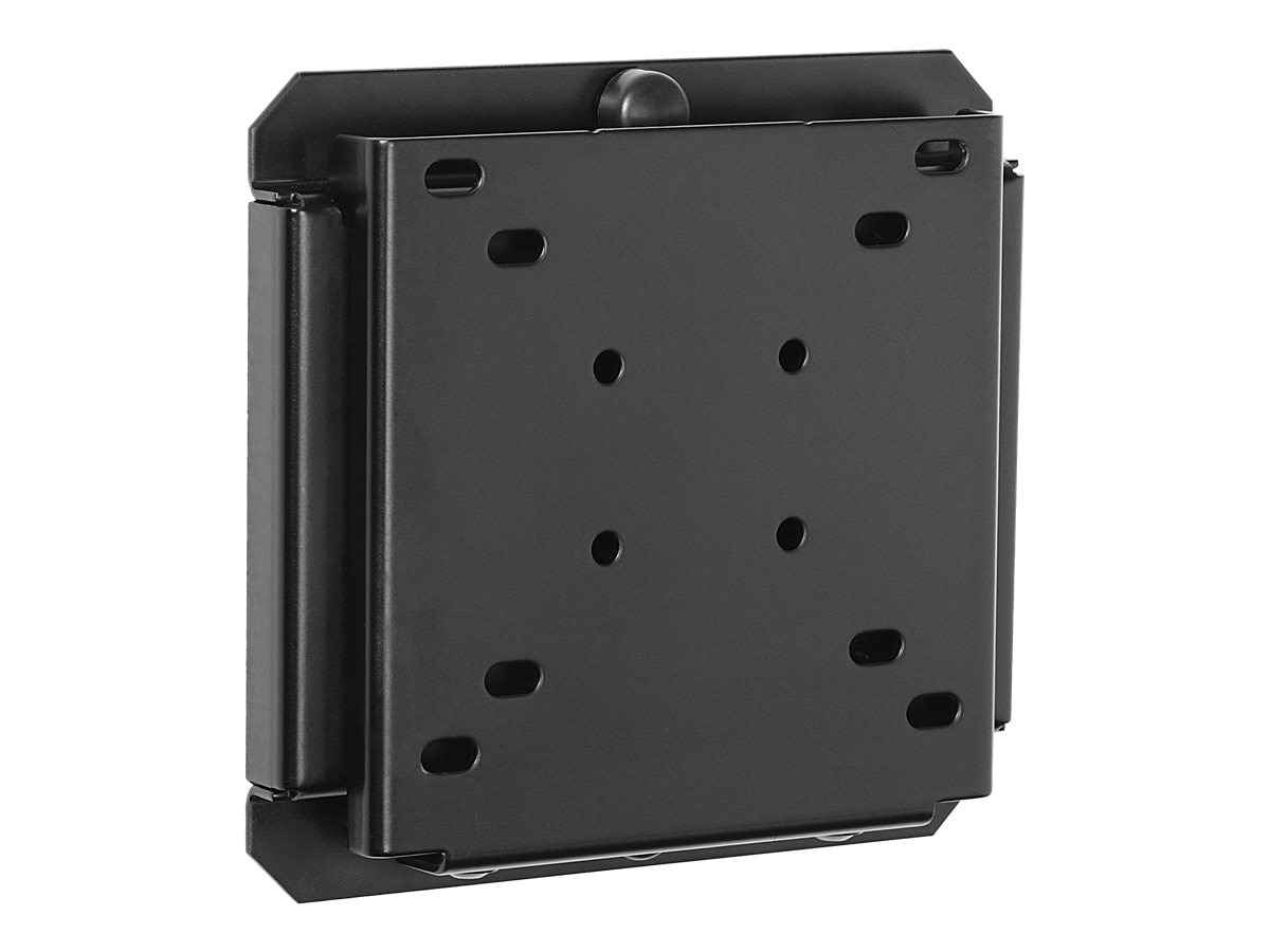 Peerless SmartMount Universal Flat Wall Mount for 10-29 Displays, Black