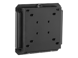Peerless SmartMount Universal Flat Wall Mount for 10-29 Displays, Black, SF630P, 7216091, Stands & Mounts - AV