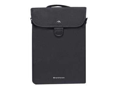 Brenthaven Tred Always-On Sleeve for 11 MacBook Air, Black, 2618