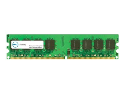 Dell 8GB PC3-12800 240-pin DDR3 SDRAM UDIMM for Select Models, SNP96MCTC/8G, 17741761, Memory