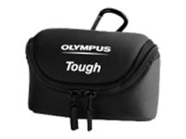 Olympus Case, Tough Neoprene, Black, 202584, 16234055, Carrying Cases - Camera/Camcorder