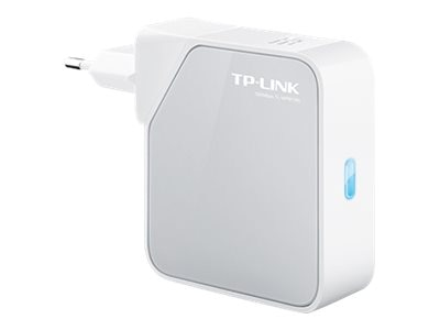 TP-LINK 300Mbps WiFi Pocket Router AP TV Adapter Repeater, TL-WR810N
