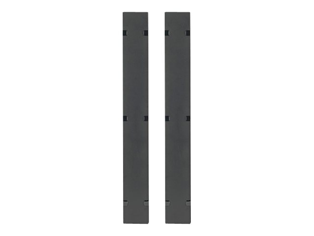 APC Hinged Covers for NetShelter SX 750mm Wide 45U Vertical Cable Manager (Qty 2), AR7586