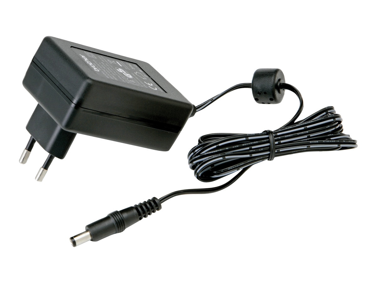 Brother AD24 Power Adapter for P-Touch Labeling Machines, AD24, 7387914, AC Power Adapters (external)