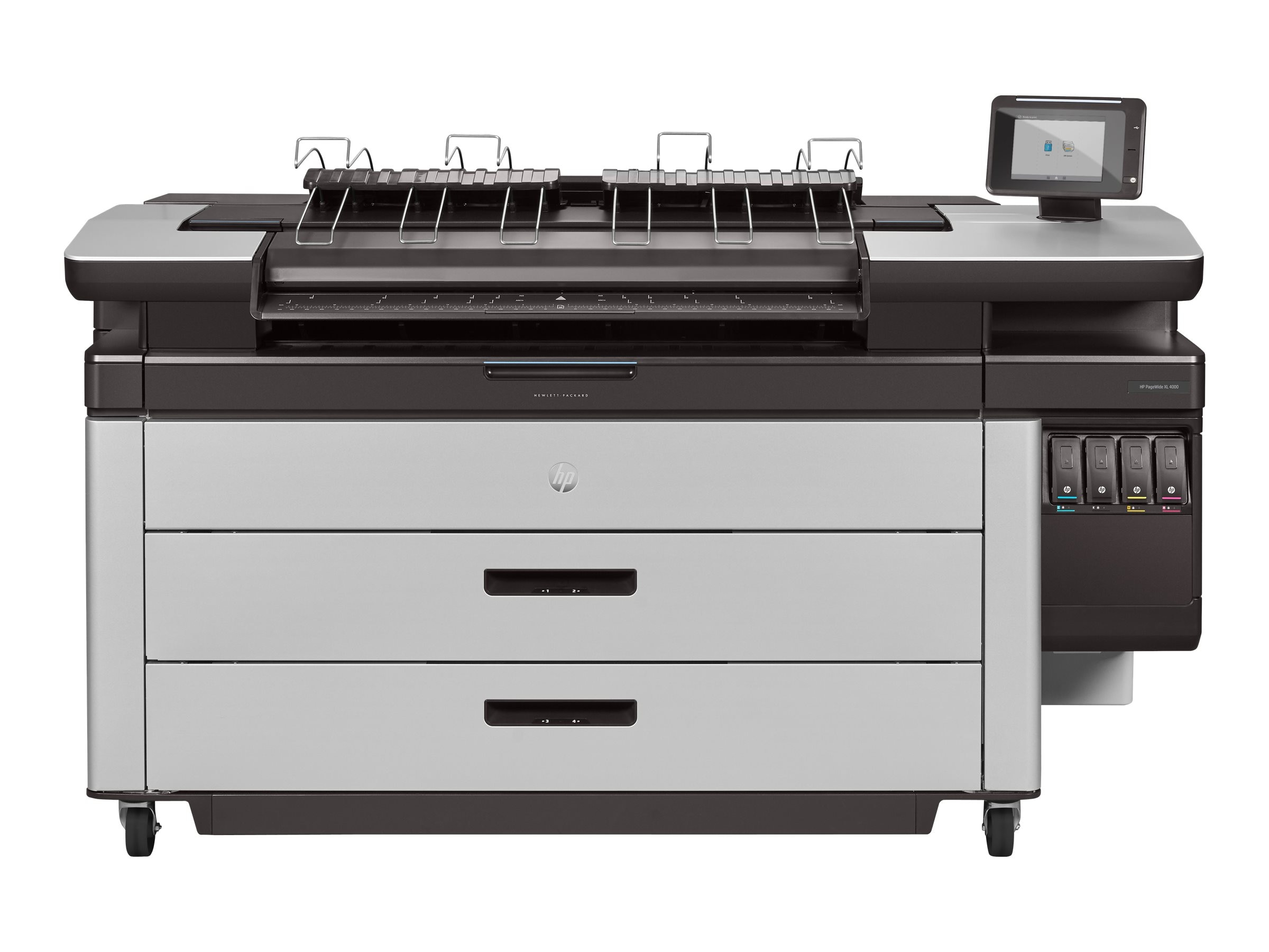 HP PageWide XL 4500 40 Printer w  3-Year Warranty, CZ313C#B1K