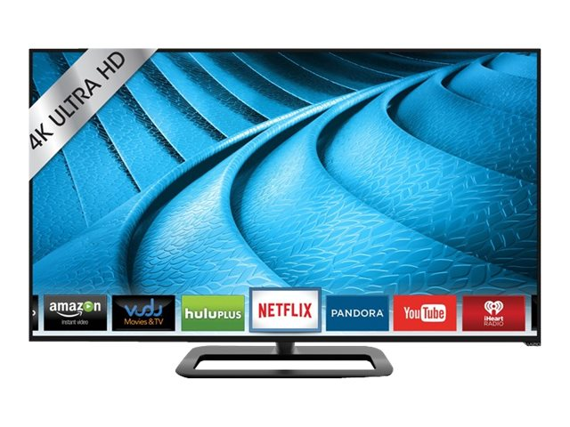 Vizio 60 P602UI-B3 Ultra HD LED LCD Smart TV, Black, P602UI-B3