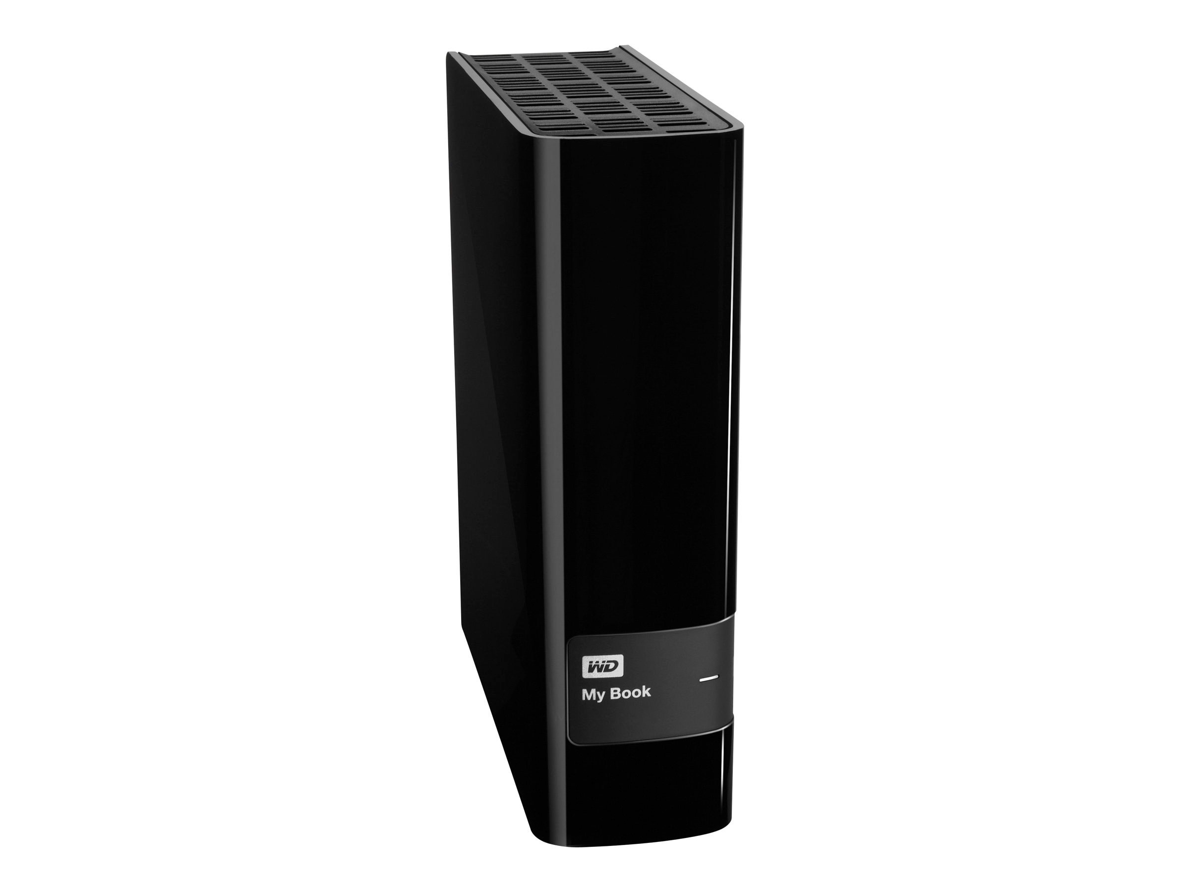 WD 2TB My Book Desktop USB 3.0 External Hard Drive, WDBFJK0020HBK-NESN