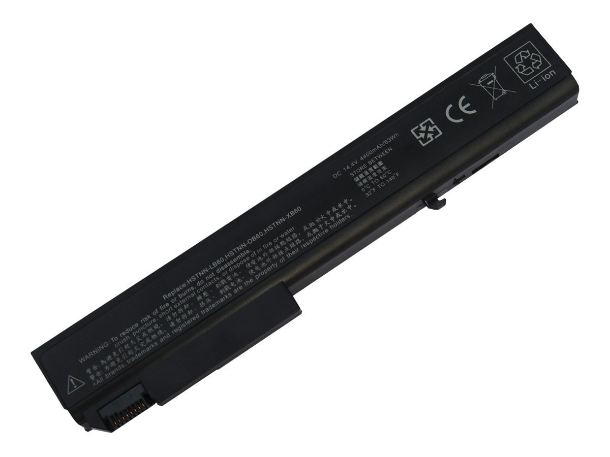 CP Technologies Battery for HP EliteBook 8530P 8530W 8540P 8730P 8730W 8740W Series
