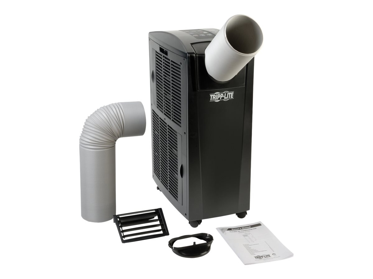 Tripp Lite Self-Contained Portable Air Conditioning Unit, 1250W, 120V, 60Hz, 12K BTU, Instant Rebate - Save $25, SRCOOL12K