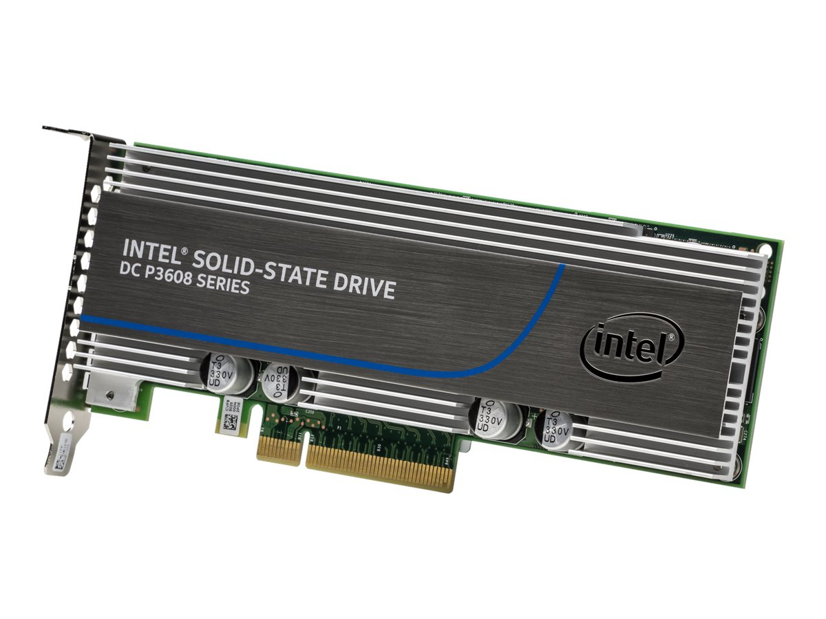 Intel 1.6TB DC P3608 Series Solid State Drive, SSDPECME016T401