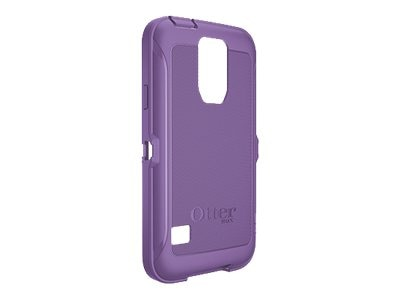 OtterBox Defender Series Slip Cover for Samsung Galaxy S5, Opal Purple, 78-42333, 18622561, Carrying Cases - Phones/PDAs