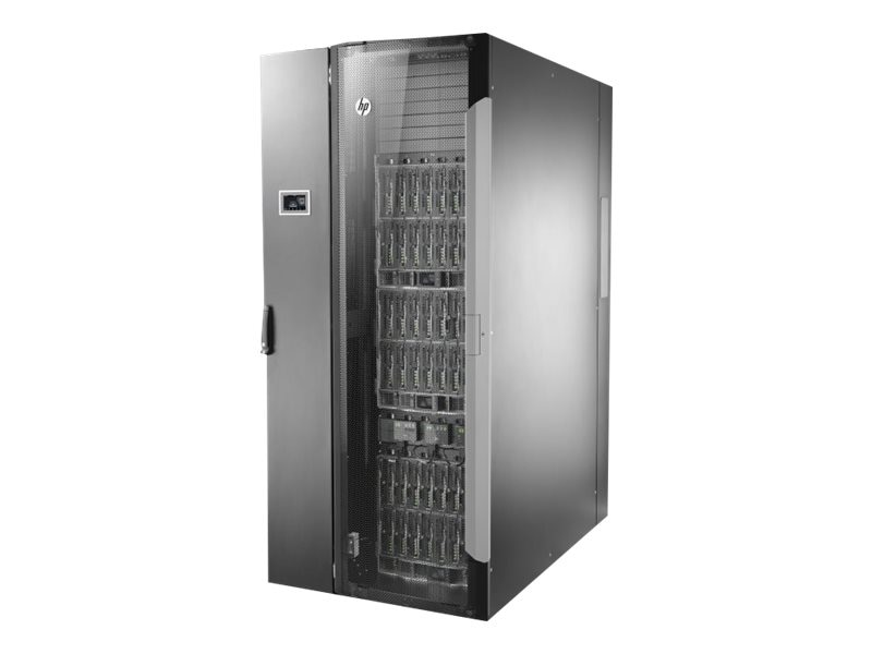 HPE Modular Cooling System 100 Cooling Unit w  642 1200mm Rack