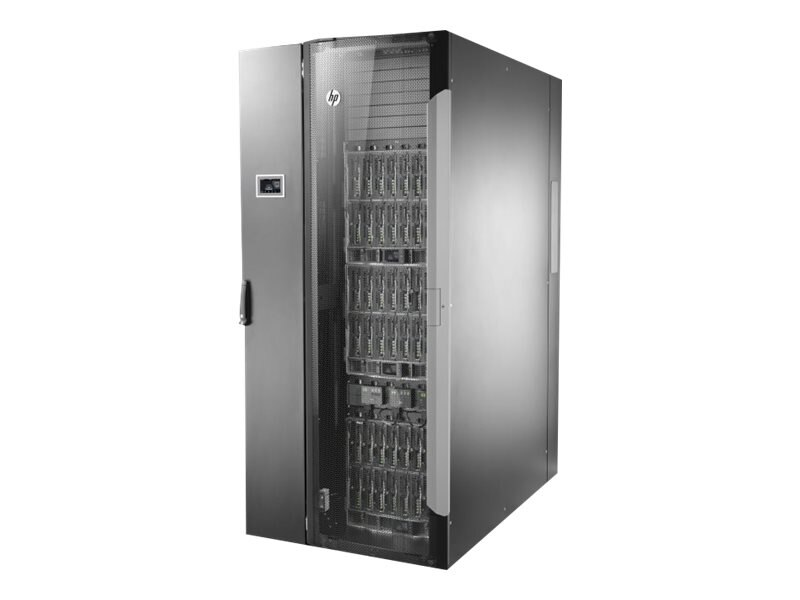 HPE Modular Cooling System 100 Cooling Unit w  642 1200mm Rack, BW976A, 16882984, Rack Cooling Systems