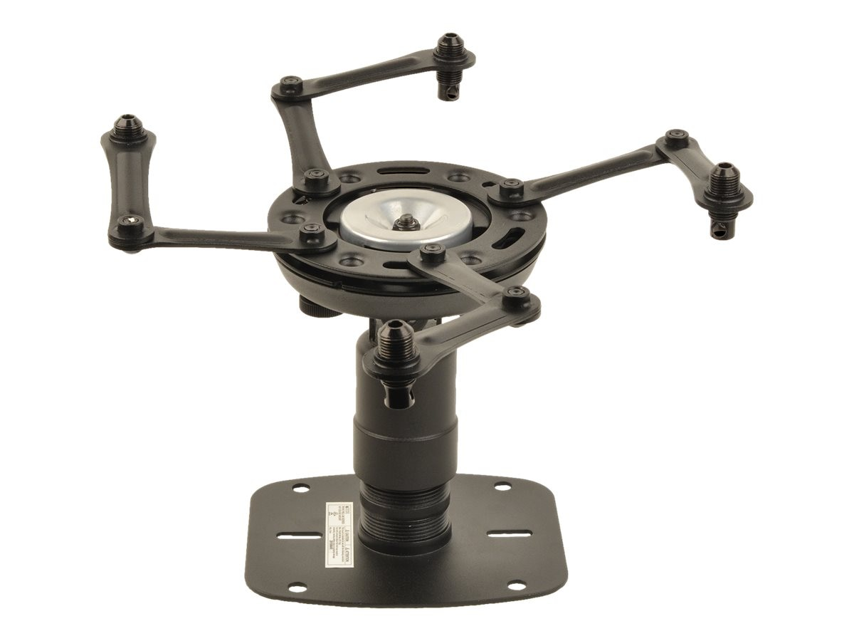 ViewSonic Projector Ceiling Mount with 1.5 NPT for Projectors up to 60 Pounds