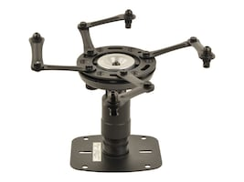 ViewSonic Projector Ceiling Mount with 1.5 NPT for Projectors up to 60 Pounds, PJ-WMK-006, 30833775, Stands & Mounts - AV