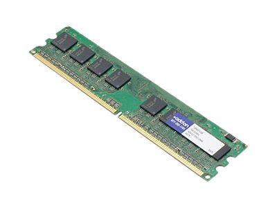 ACP-EP 512MB PC2-4200 240-pin DDR2 SDRAM UDIMM for Dell, A0498619-AA, 21815583, Memory