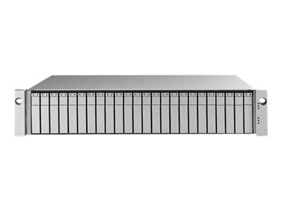 Promise 48TB 4U 24-Bay FC 16Gb s Single Controller RAID Subsystem w  24X2TB 7.2K RPM SAS 12Gb s Drives, E5320FSNX2