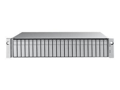 Promise 48TB 4U 24-Bay FC 16Gb s Single Controller RAID Subsystem w  24X2TB 7.2K RPM SAS 12Gb s Drives
