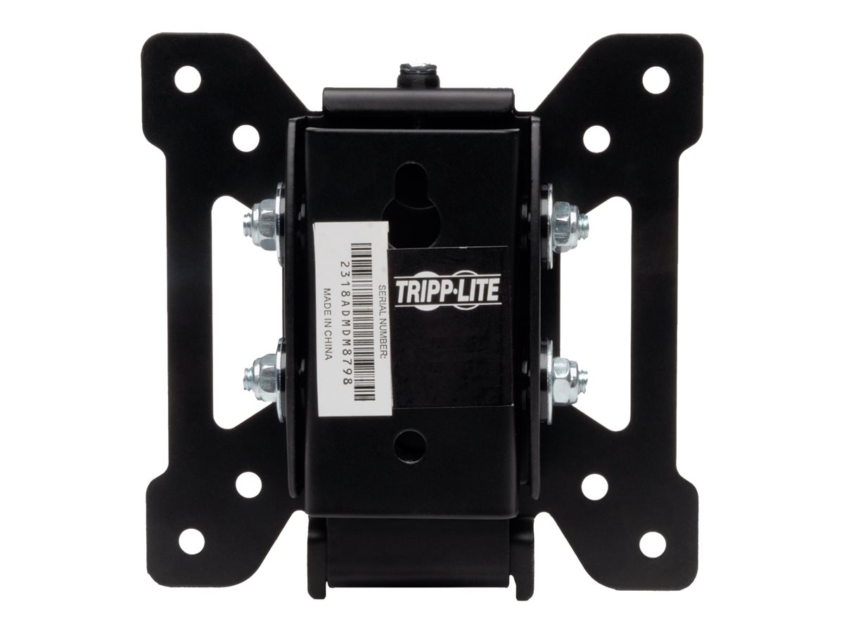 Tripp Lite Tilt Wall Mount for 13 to 27 Flat-Screen Displays, TVs, LCDs, Monitors, DWT1327S
