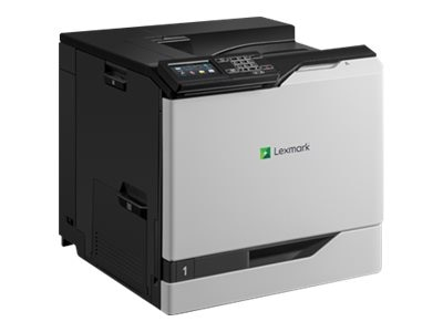 Lexmark CS820dtfe Color Laser Printer, 21K0250
