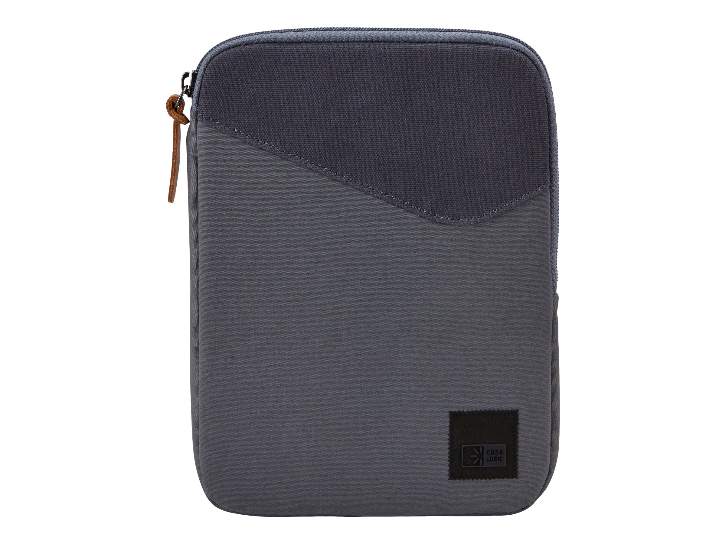 Case Logic LoDo 8 Laptop Sleeve, Graphite, LODS108GRAPHITE, 30639340, Carrying Cases - Notebook