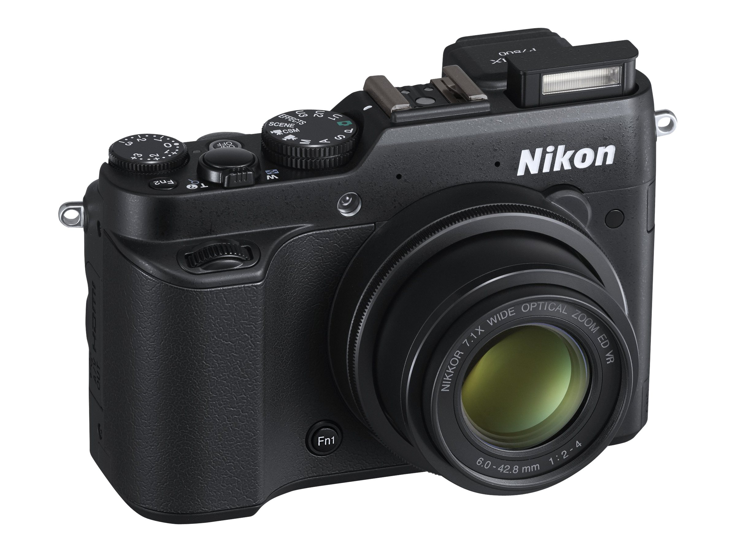 Nikon Coolpix P7800 Black 12.2MP 3 LCD, 26427