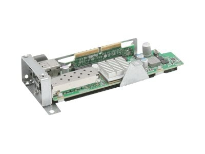 Supermicro MICROLP 1-port 10GBE SFP+ CONN Based