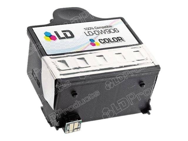 Dell Color Series 20 Ink Cartridge for Dell Photo All-in-One Printer P703w (330-2116), DW906, 17099570, Ink Cartridges & Ink Refill Kits