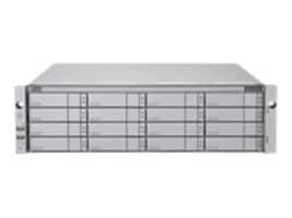 Promise 3U16 iSCSI 1Gbx4 to SAS SATA Storage, VR2600ZISANE, 33169700, SAN Servers & Arrays