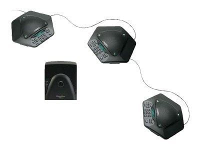 ClearOne MAXAttach+1, Includes Wired Expandable MAX Telephones, 910-158-500-01, 8167585, Phone Accessories