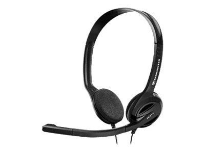 Sennheiser PC 31-II Multimedia Headset, Over-The-Head, PC31 II, 13740833, Headsets (w/ microphone)