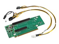 Intel 2U Riser Spare with (2x) PCIe x16 for Server Board S2600WT Family, A2UL16RISER2, 17988043, Motherboard Expansion