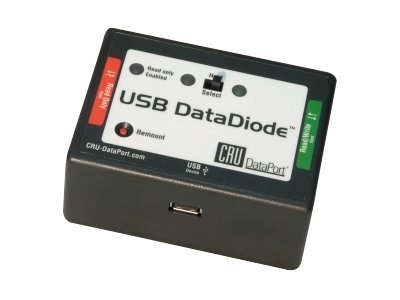 CRU USB DataDiode Data Transfer Hub, RoHS