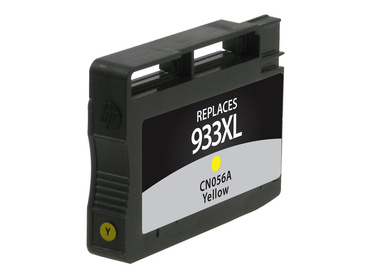 V7 CN056AN Yellow Ink Cartridge for HP Officejet, V7056A, 17352782, Ink Cartridges & Ink Refill Kits